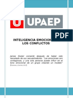 Inteligencia Emocional y Conflictos