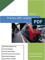 Práctica 5. ABP (Análisis Basado en Problemas)