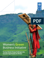 Women's Green Business  Initiative