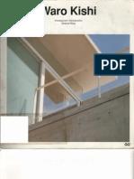 Catalogos de Arquitectura Contemporanea - WARO KISHI