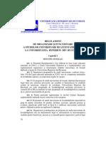 Regulament de Organizare Si Functionare a Studiilor Universitare de Licenta La Universitatea Hyperion Din Bucuresti