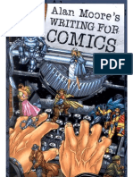Alan Moore's Writing for Comics 1