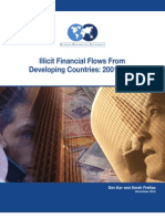 "GFI - ""Illicit Financial Flows FromDeveloping Countries"