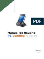Manual Usuario PS.Vending Pocket PC