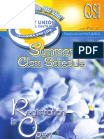 ACE 2013 Summer Catalog