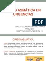 Crisis Asmática URG