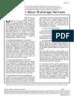 TX - Information About Brokerage Services (TAR 2501 _ TREC OP-K) - Buying Rev.12_11