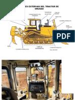 69113964 Partes de Tractor de Orugas
