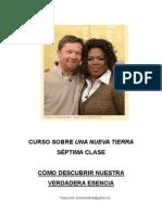 7 Septima Clase Eckhart Oprah