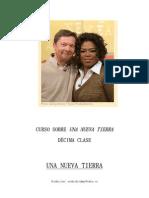 10 Decima Clase Eckhart Oprah