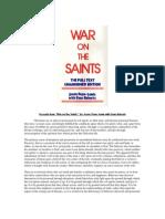War on the Saints [Short Excerpts]