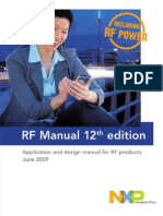 Nxp Rf Manual 12th Edition