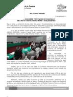 27/04/11 Germán Tenorio Vasconcelos CAPACITA SSO SOBRE PREVENCIÓN DE VIOLENCIA Y MALTRATO CONTRA NIÑOS, NIÑAS Y A_0