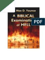 A Biblical Examination of Hell