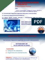 Telecomunicaciones II-Clase 3- Contexto Actual de Las Telecomunicaciones