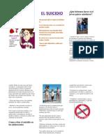 folleto Emergencias psiquiátricas