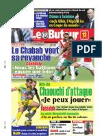 LE BUTEUR PDF du 13/04/2009