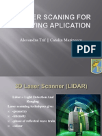 3d Laser Scaning for Surveying Aplication