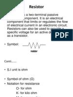 Day2 Basic Electronics