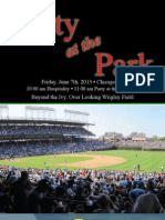 Sale Catalog - Party at the Park