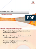 7 Segment Led Display