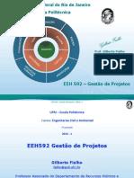 eeh592 Gestão de Projetos_2013-1 - 3ª parte