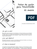 Taller de Guion Para TV SECUNDARIA