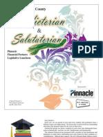Valedictorian and Salutatorians of Wilson County 2013