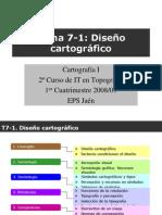 Semiología Tema 7-1. Diseno