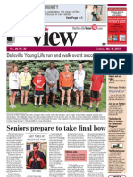 The Belleville View, May 16, 2013