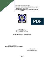 Bunuri de Patrimoniu PDF