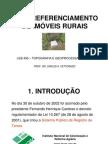 Georreferenciamento de Imoveis Rurais 2012