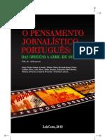 20101112-Sousa Pedro o Pensamento Vol II