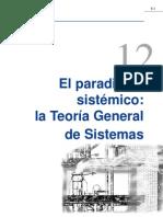 El Paradigma Sistemico de La TGS