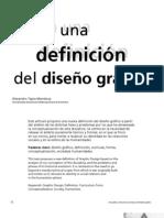 Hacía une definición del Diseño Gráfico.pdf