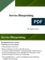 7. Service Blueprinting