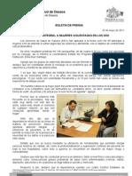 25/05/11 Germán Tenorio Vasconcelos ATENCIÓN INTEGRAL A MUJERES VIOLENTADAS EN LOS SSO