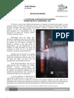 30/05/11 Germán Tenorio Vasconcelos MÁS DE CUATRO MIL SUSTANCIAS EN CIGARROS PUEDE MATAR A FUMADORES, SSO