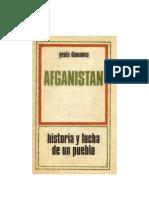 Afganistán. Historia y lucha de un pueblo