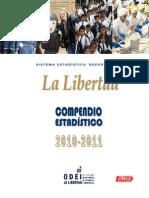 COMPENDIO ESTADÍSTICO DE LA LIBERTAR 2011