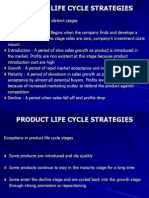 2. Product Life Cycle