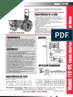 Modelo 116-4FC de OCV