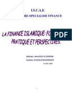 La Finance Islamique Fondement, Pratique Et Perspectives