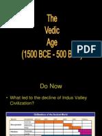 3. Vedic Age and Origins of Hinduism b