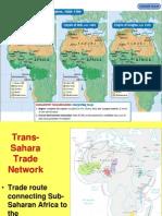 Trans-Sahara Trade Network c