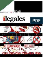 Alienígenas Ilegales #3 Desamparadas