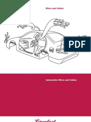 Coroplast Catalogue EL Automotive Wires and Cables En