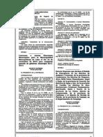 DECRETO SUPREMO N°051-2013-PCM