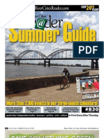 River Cities' Reader - Issue 830 - The Summer Guide - May 16, 2013