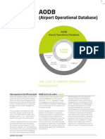 Airport Operational Database